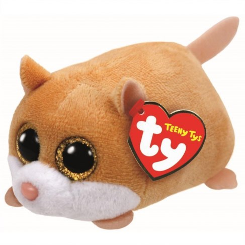 Мягкая игрушка TY Хомяк Peewee 42217 в Москве
