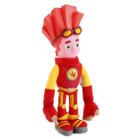 Мягкая игрушка Мульти-Пульти Фиксики Файер свет звук 27 см FIX001-005 в Москве