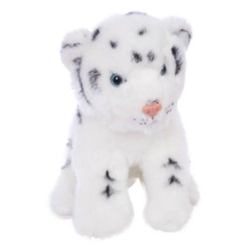 Мягкая игрушка Fluffy Family Тигренок белый 20см 681430 в Москве