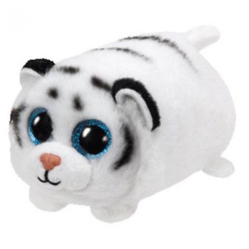 Мягкая игрушка TY Тигренок Zack белый 42209 в Москве