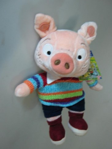Мягкая игрушка Commonwealth Свинка 26196 в Москве