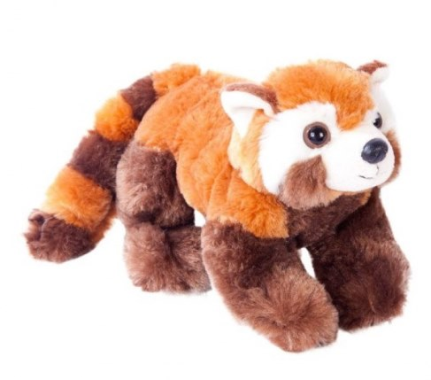 Мягкая игрушка Fluffy Family Рыжая панда 18см. 681432 в Москве