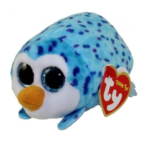 Мягкая игрушка TY Пингвин Gus голубой 42159 в Москве