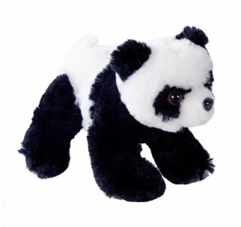 Мягкая игрушка Fluffy Family Панда 18см 681441 в Москве