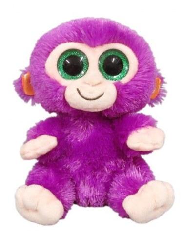 Мягкая игрушка Teddy Обезьянка фиолетовая M0048 в Москве