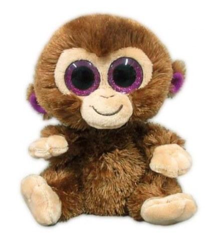 Мягкая игрушка Teddy Обезьянка коричневая M0047 в Москве